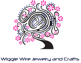 Wiggle Wire Jewelry, crafts, and yard art
